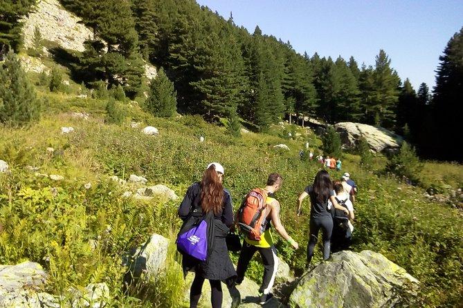Privétrekking in het Rila-gebergte en Mt Mousala vanuit Sofia