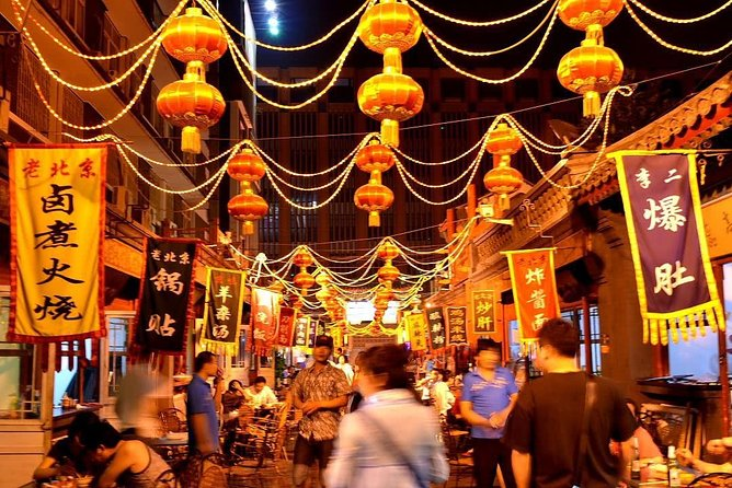 Small Group Food and Beer Tour to Beijing Hutong by Tuk Tuk