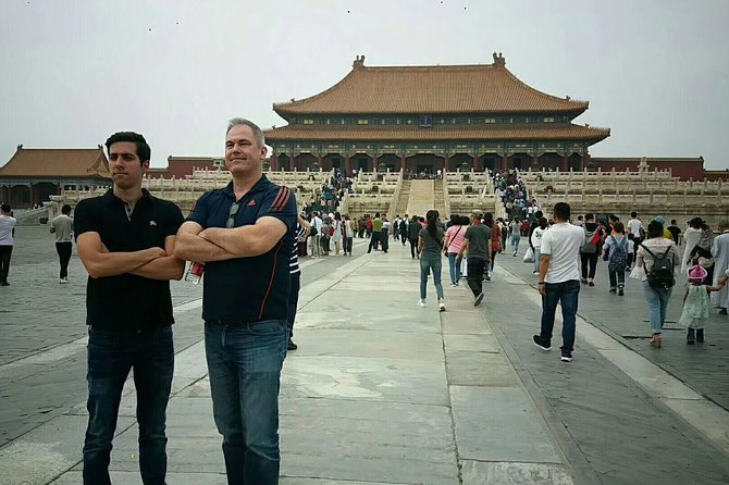 Private Full-Day Tour of Beijing with Forbidden City and Lunch
