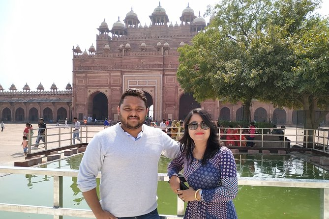 Private Tour of Fatehpur Sikri From Agra