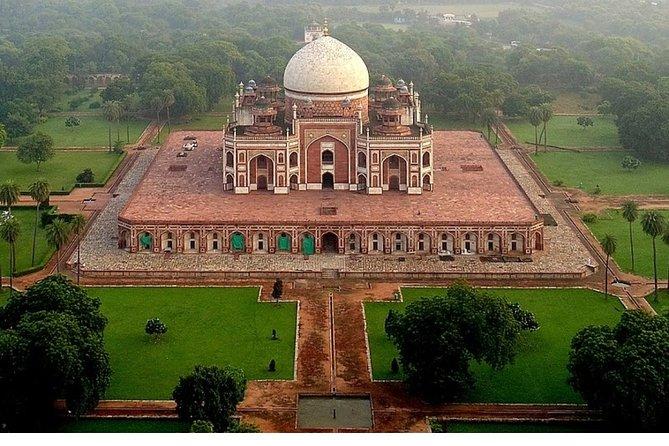 Delhi Agra Jaipur and Pushkar Tour 5 Days