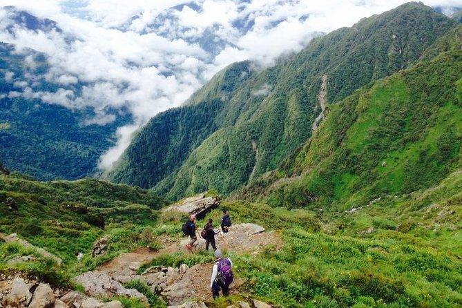 5 Days Private Trekking in Panch Pokhari from Kathmandu