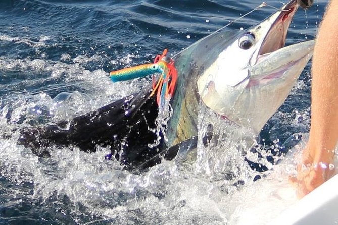 Private Half-Day Deep Sea Fishing Experience in Zanzibar