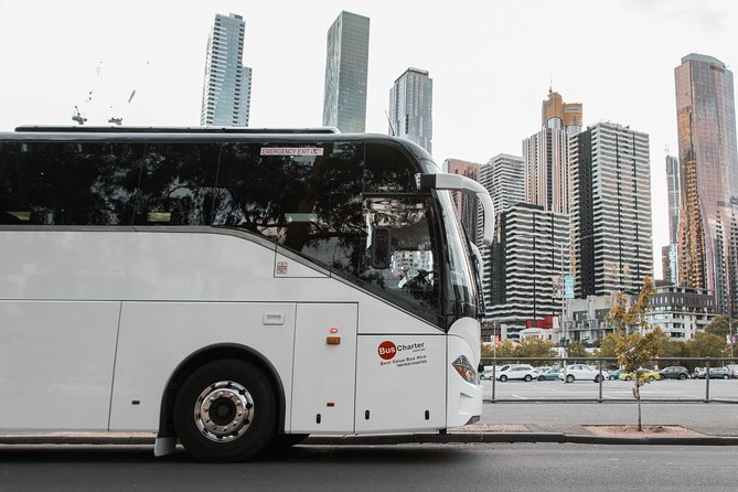 Private 13 Seat Mini Bus Brisbane CBD to Gold Coast Airport Transfer