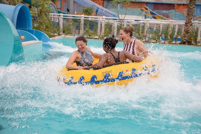 Laguna Water Park Entry Ticket with Transfer