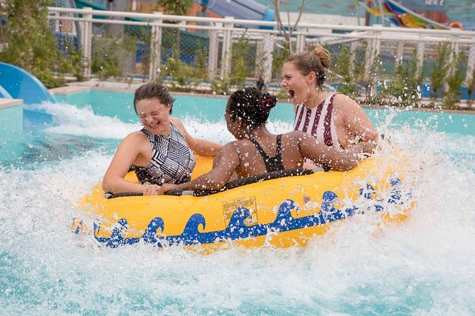 Laguna Waterpark Entry Ticket with Transfer