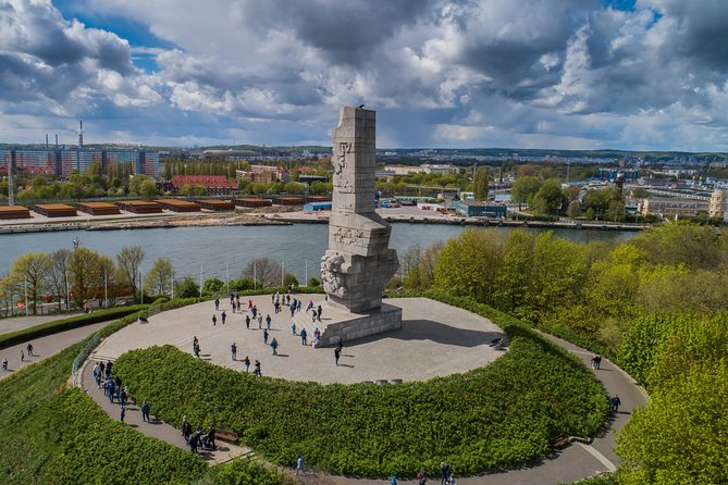 Westerplatte - Monument and Museum of the II World War