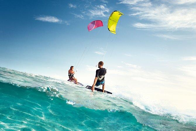Half-Day Zanzibar Kitesurfing Private Experience with Pickup