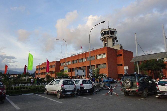 Kathmandu International Airport Private Shuttle Service by Car