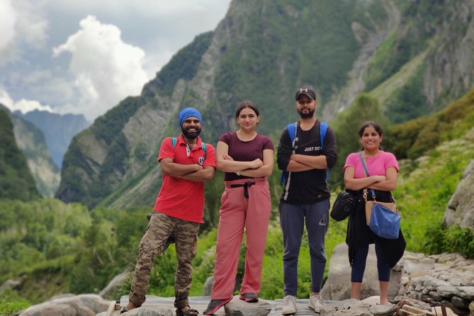 3-Day Trekking Trip to Valley of Flowers from Govind Ghat