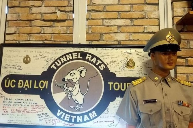 Nui Dat Battlefield Full-Day Private Tour from Ho Chi Minh