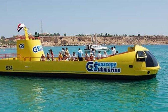 Hurghada Semi Submarine