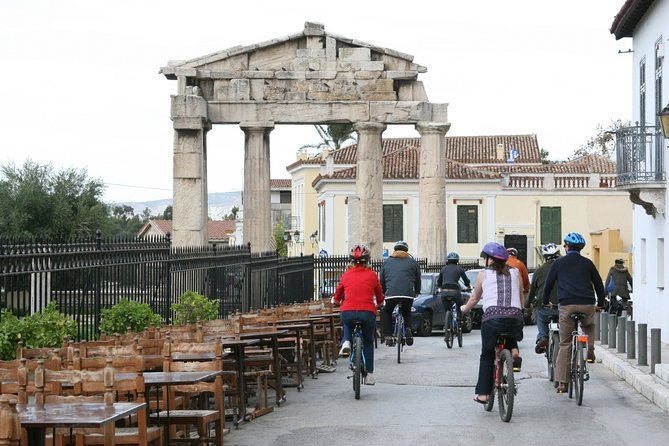 Private Bike Tour in Athens