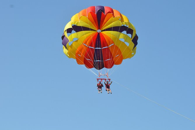 Excursions Paragliding Adventure Fly To Sky with Private Transfer - Hurghada
