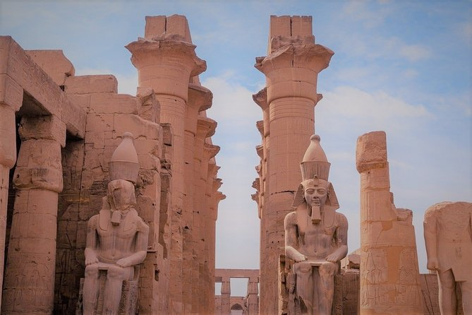 Full Day Private Tour Luxor East Bank: Karnak and Luxor Temples with Lunch