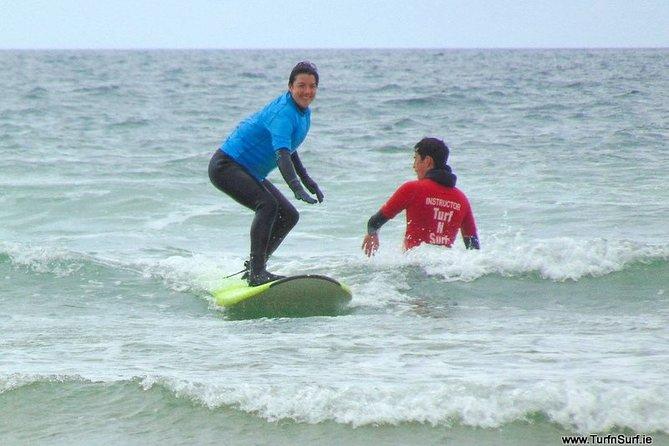 Surf Daytrip from Dublin