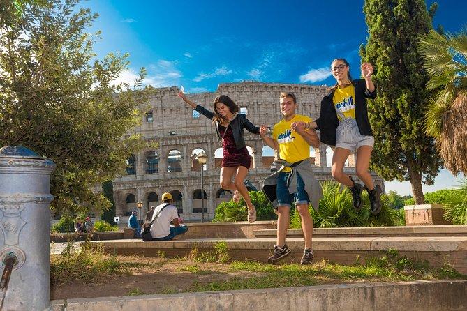 Halvdagstur till fots genom antikens Rom