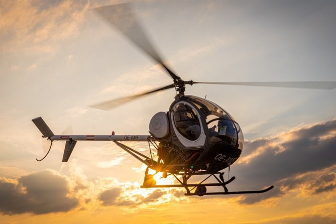 Vienna 30 Minutes Helicopter Tour for 2