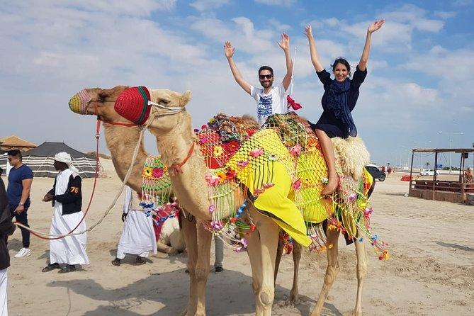 Half-Day Private Desert Safari Adventure from Doha with Pickup