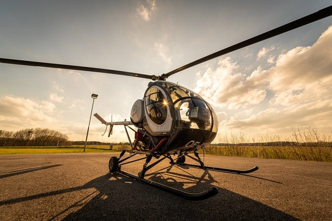 Vienna 40 Minutes Helicopter Tour for 2