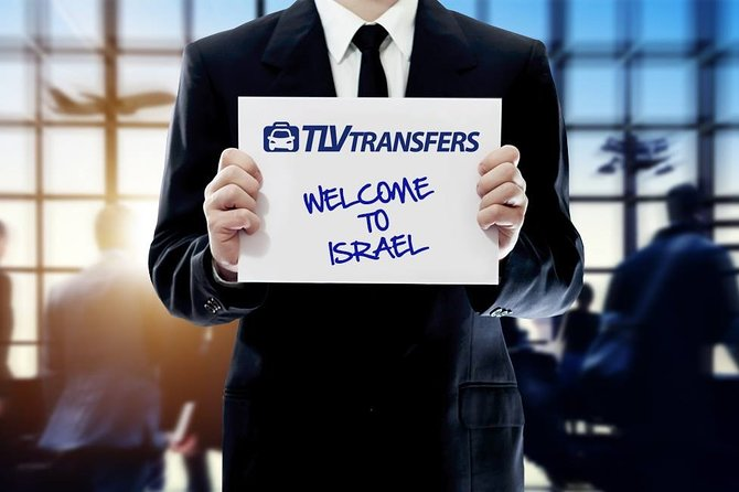 Private Round trip Airport Transfers - Airport to Tel Aviv Area and return photo 3