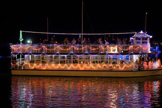 Nights of Lights: St. Augustine Night Boat Cruise