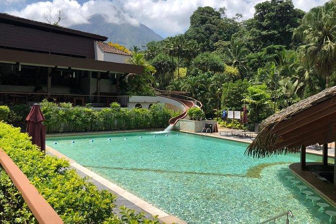 3-Days Tortuguero-Tabacon Resort Arenal Volcano-Manuel Antonio All Inclusive