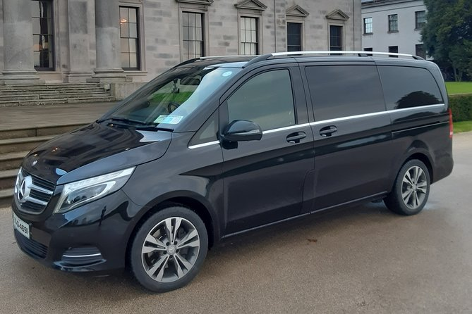 Ballynahich Castle To Shannon Airport Private Chauffeur Transfer
