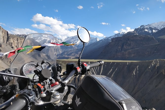 6-Day Motorcycle Tour from Delhi to Chakrata