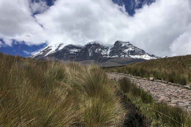 Excursion Day Hieleros del Chimborazo from Riobamba