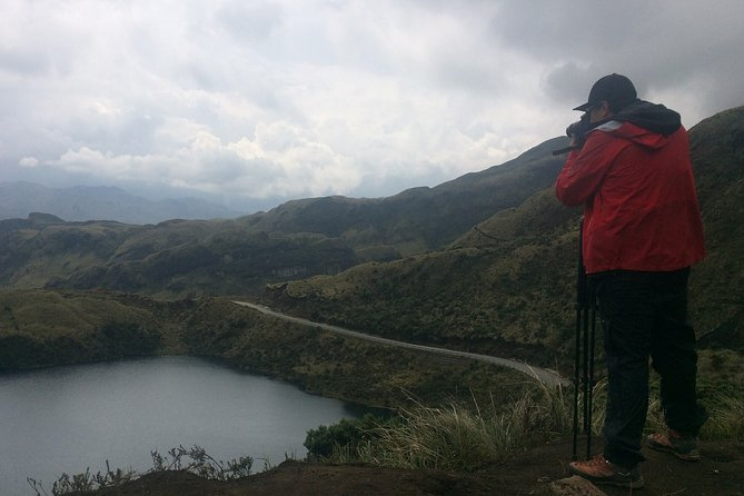 Excursion Day to Enchanted Lagoons from Riobamba