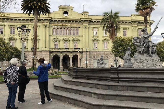 Riobamba's Heritage Walking Tour