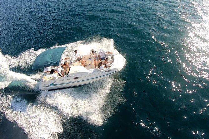 Speed Boat Tour around Boka Kotorska Bay
