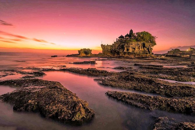 Private Full Day-Tour: Denpasar City and Tanah Lot Temple Tour