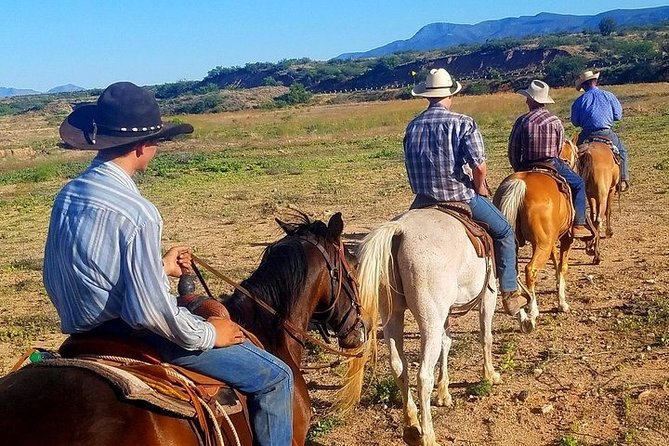 Wildlife Jeep Tour and Horseback Riding Combo in Camp Verde