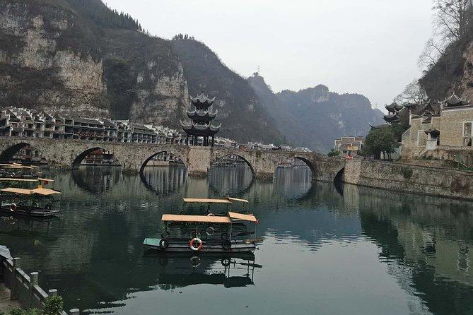 15-Day Private Tour from Lijiang to Guizhou and Zhangjiajie