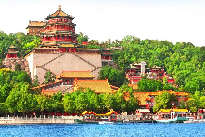 Beijing Forbidden City Tour with Great Wall Hike at Mutianyu