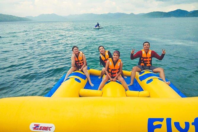 Half-Day Water Activities Experience in Coron