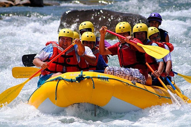 Lunahuana 3-Day with Vineyard Tour and Rafting or ATV Activity