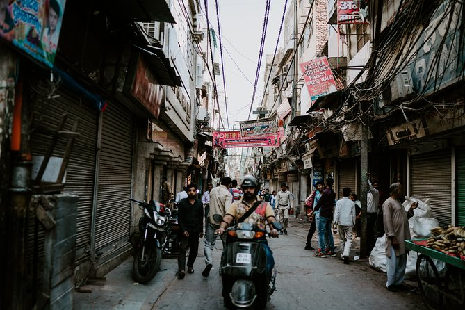 Old Delhi By Cycle