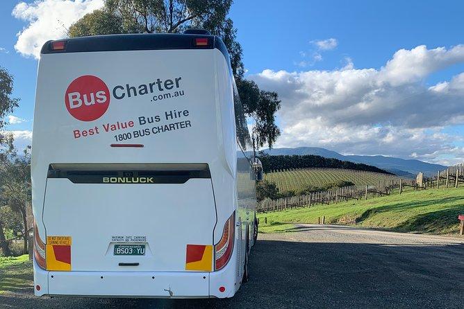 Private 24 Seat Mini Bus Brisbane CBD to a GC Theme Park Transfer
