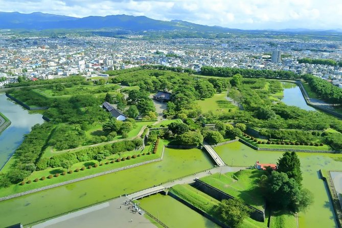 Small-Group Half-Day Tour of Hakodate with Hotel Pick Up
