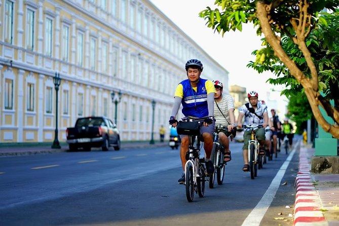 Small-Group Half-Day Cycling Tour of Bangkok