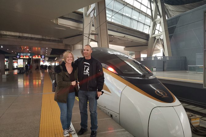 Beijing Private Full-Day Tour from Datong by Bullet Train