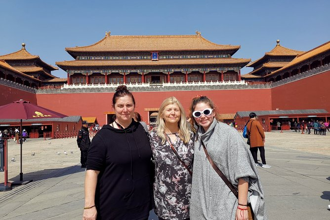 Beijing Layover Private Tour with Professional Guide