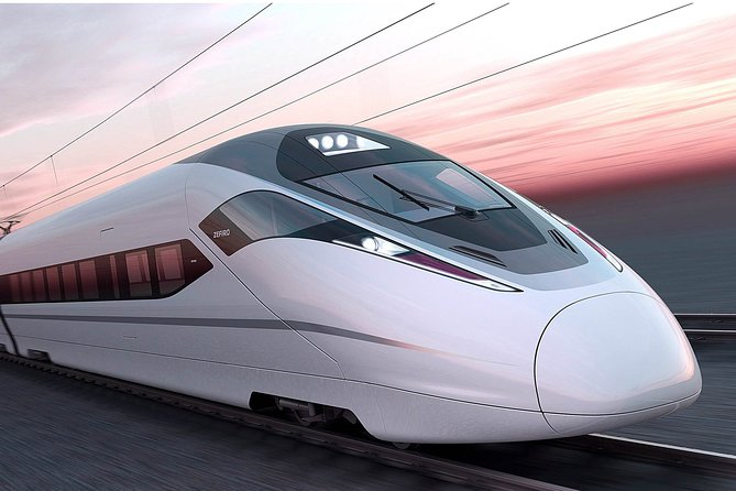 Private One Way Transfer Service from Your Hotels to Train Stations in Beijing