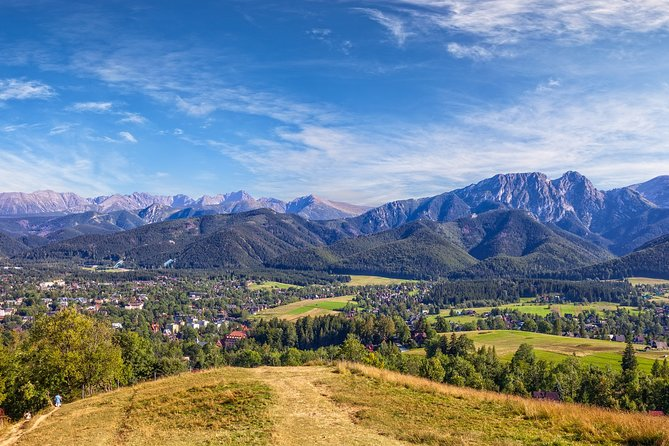 Zakopane and Tatra Mountains, regular small group tour from Krakow