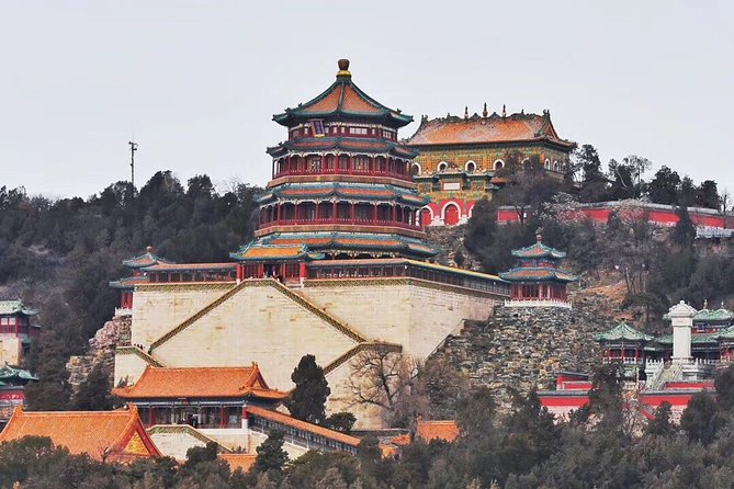 Private Full-Day Sightseeing Tour of Beijing with Kungfu Show