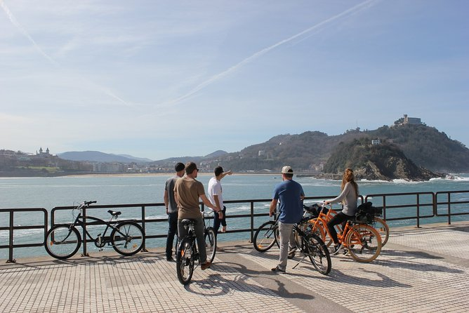 Private Guided Sightseeing Bike Tour of San Sebastian
