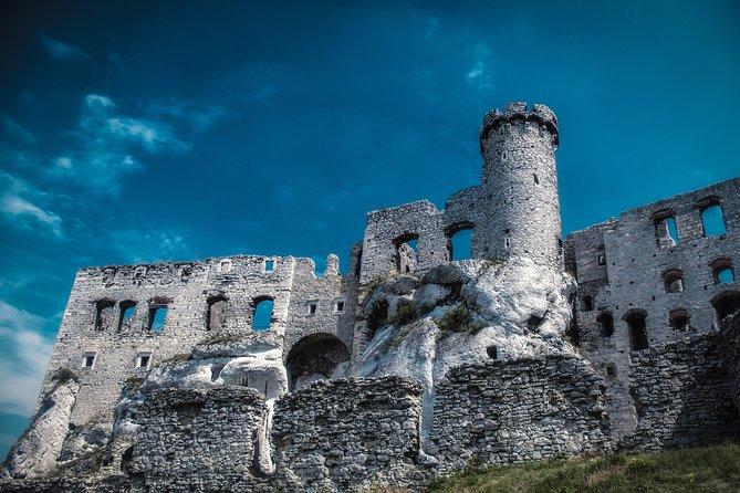 Ogrodzieniec and Ojców Castles Private Day Tour from Krakow